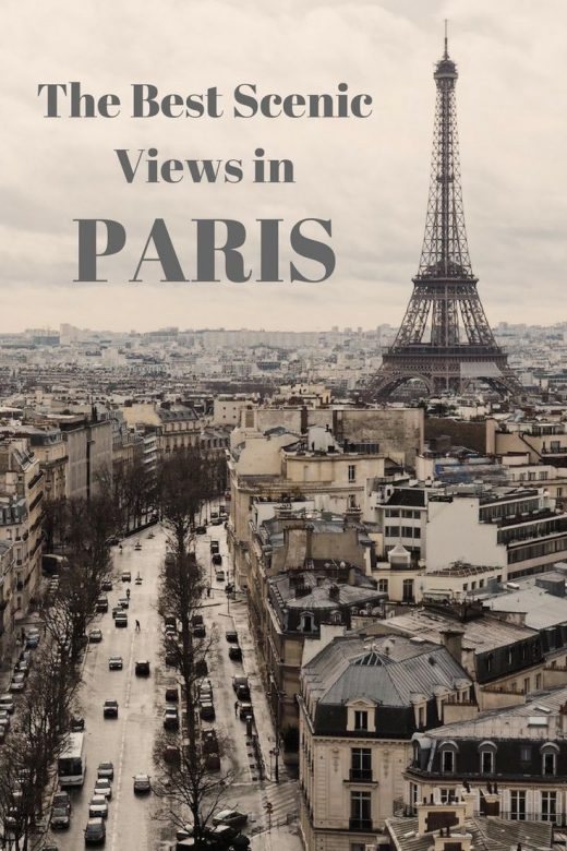 The Best Scenic Views in Paris