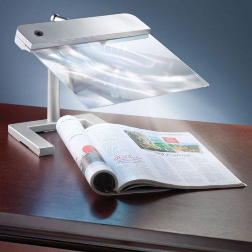 The Page Illuminating Cordless Magnifier