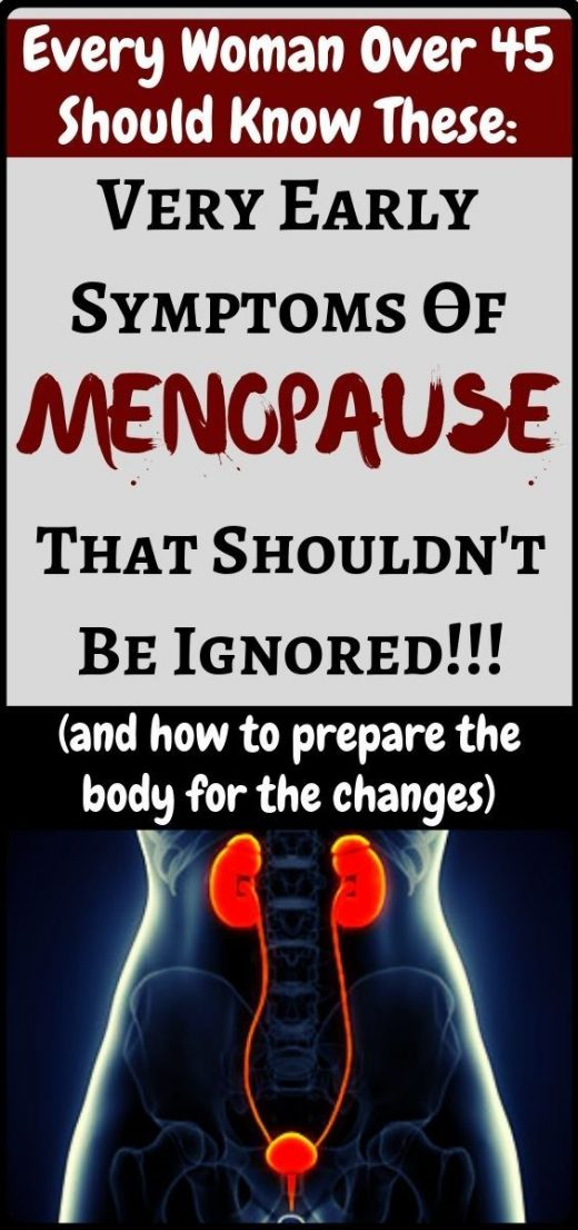 The menopause early warning signs and symptoms we should know – health and fitne…