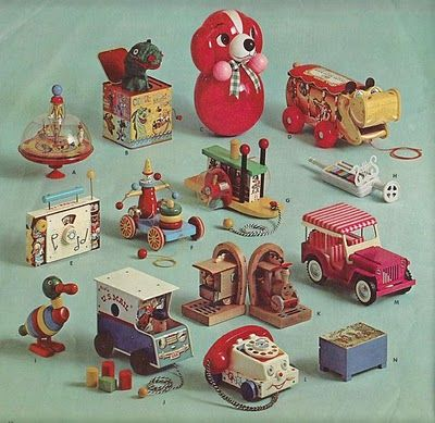 Vintage Christmas 1962 Marshall Field Toy Doll Catalog