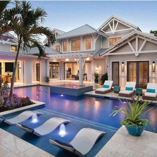 ✔32 luxury mediterranean house designs inspire 14