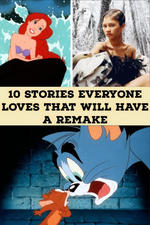 10 Stories Everyone Loves That Will Have a Remake