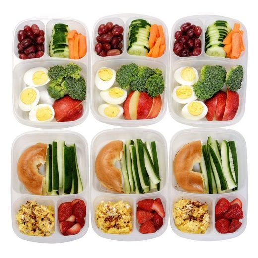 13 Make-Ahead Meals and Snacks For Healthy Eating On The Go.