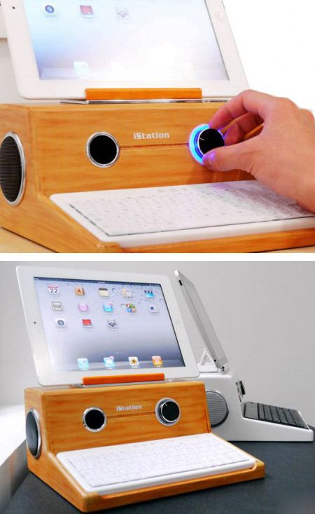 15 Coolest iPad Docks and Stands – ipad docks, ipad stands
