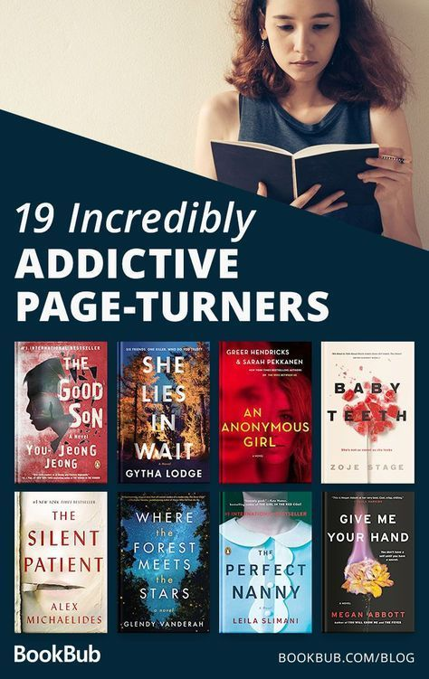 19 Incredibly Addictive Page-Turners