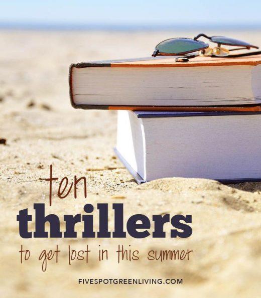 20 Best Thriller Books to Read in 2019
