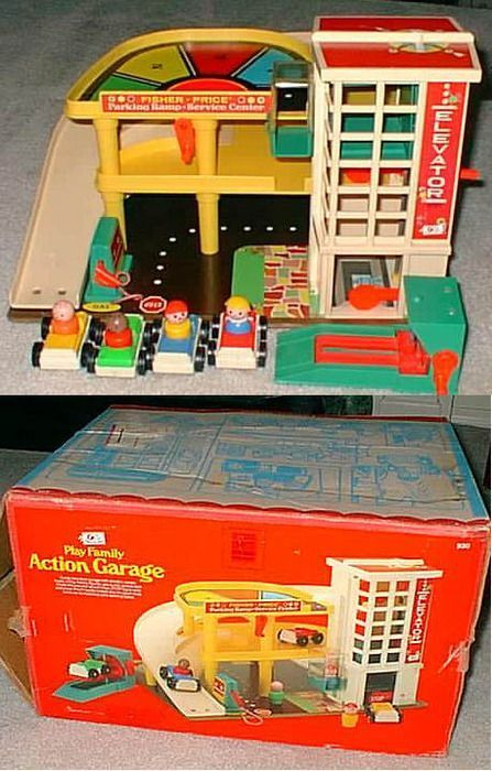 20 Vintage Toys to Share with Our Kids
