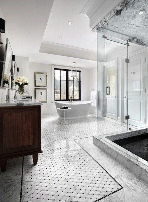 30+ Awesome Luxury Bathroom Ideas
