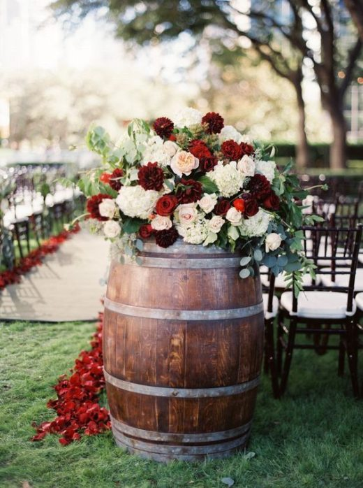 30+ Rustic Fall Wedding Ideas to Steal