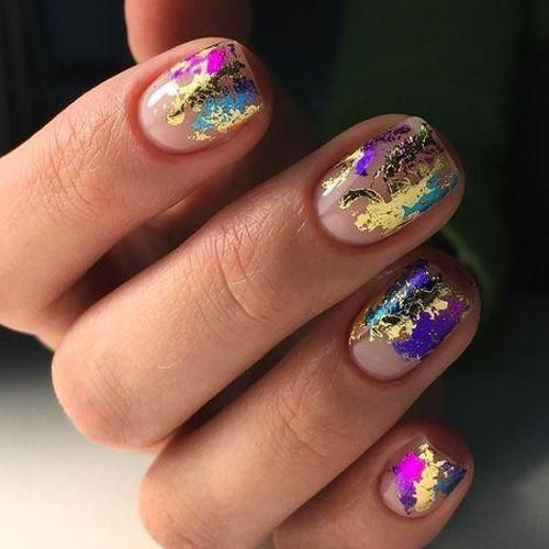 35 Incredible Nail Artwork Patterns for Spring 2019