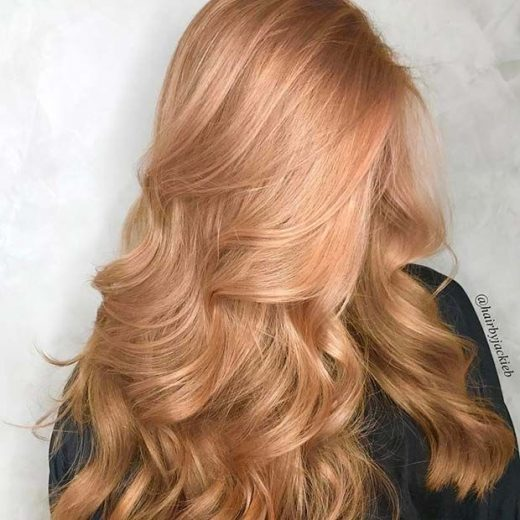 43 Most Beautiful Strawberry Blonde Hair Color Ideas