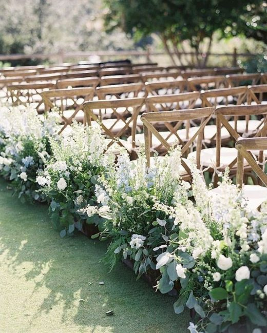 70 Beautiful Outdoor Spring Wedding Ideas