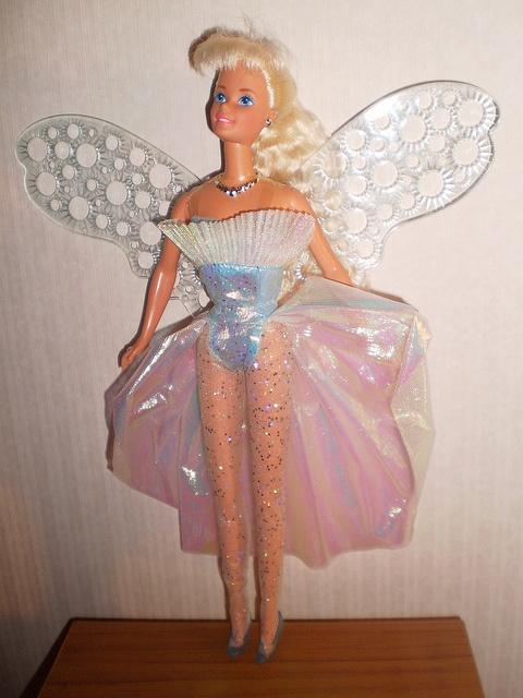 Bubble Angel Barbie