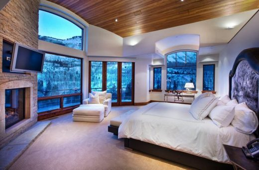Dazzling Bedrooms with Landscape Views