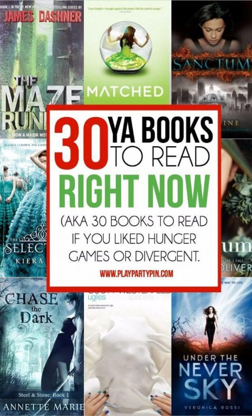 If you loved Divergent, you have to read these 30 books like Divergent. They are…