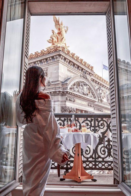 Intercontinental Paris Le Grand – The Best Views of Palais Garnier