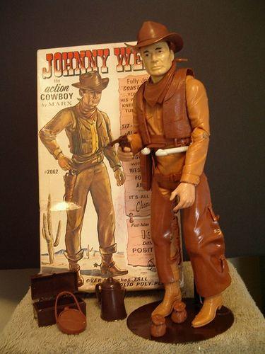 Marx Johnny West Cowboy
