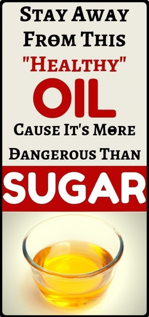 My sister warned me to stop consuming this oil because its more dangerous than s…