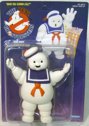 """""""OUT OF STOCK"""" """"The Real"""" Ghostbusters – Stay Puft Marshmellow Man (MOC)"""