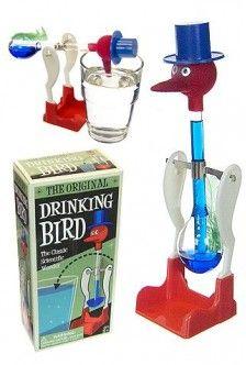 Original Drinking Bird Scientific Toy