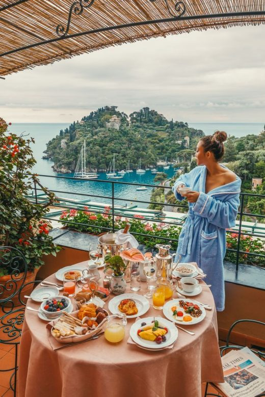 Portofino Italy Travel Guide by Fashion Travel Blogger to City of Tranquility