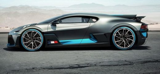 Recently Debuted Bugatti Divo Supercar Sells Out Immediately
