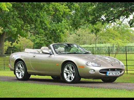 Selling By Auction / Cars – Jaguar