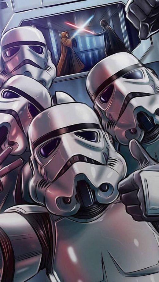Star Wars HD Phone Wallpaper