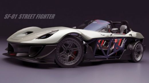 The First Crowd Sourced Sports Car Is This Badass Supercar Mashup