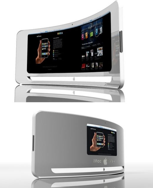 The Top Apple Concept Designs for 2013 – iDesk, iTV, iWatch, and More