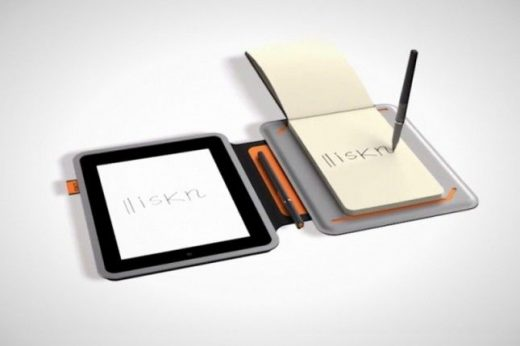 This iPad Case Lets You Instantly Digitize Written Notes + Sketches