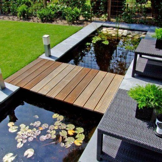 Top 50 Best Backyard Pond Ideas – Outdoor Water Feature Designs
