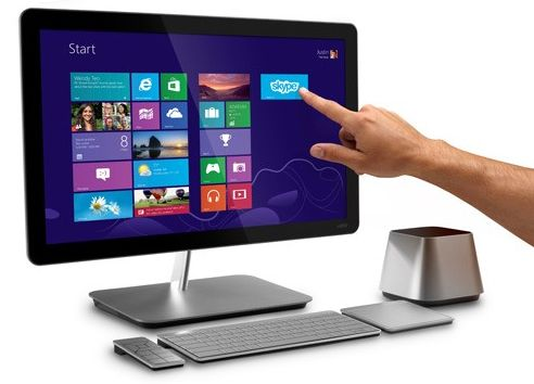 Vizio introduces touch-capable All-in-One PCs with Windows 8 from $999