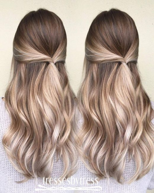 10 Blonde, Brown & Caramel Balayage Hair Color Ideas You Shouldn't Miss