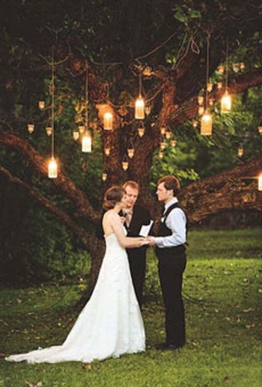 20 Inspired Ideas for a Dreamy Woodland Wedding