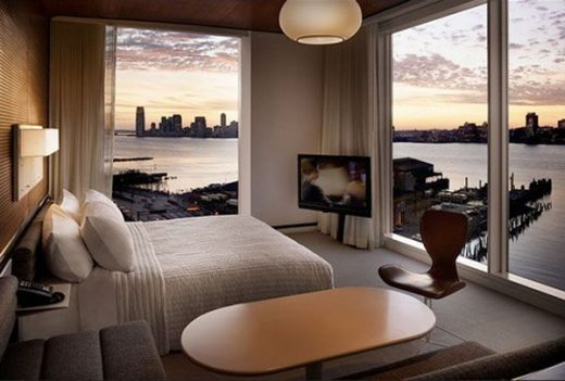 20+ Magnificent Bedrooms with a Panoramic View of the Ocean