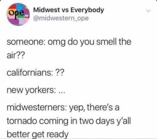 21 Memes & Pics For The True Midwesterners