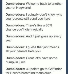30 Harry Potter Posts That Are Magically Funny