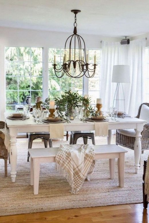 45 + Luxury French Country Dining Room Decor