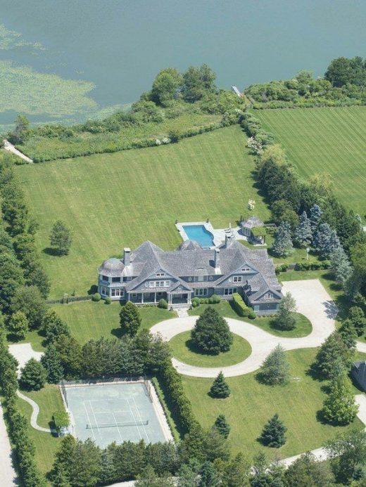 5.65-Acre Hamptons Estate Has Tennis Court, Wants $20M