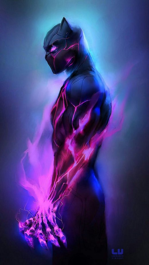 All types of images: Hd wallpaper of black panther for iphone