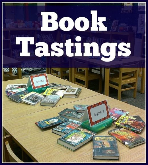 Book Tastings: 7 Steps to Promote Your Best Books!