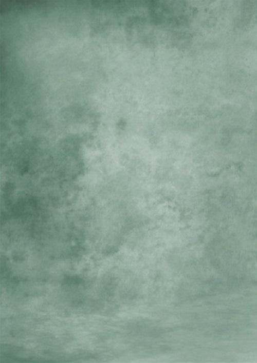 Light green abstract backdrop for portrait photo