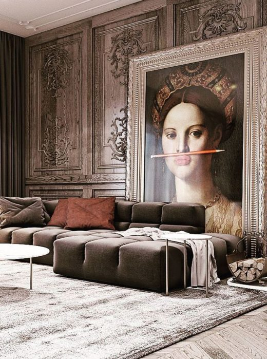 Modern boho home interiors and design ideas from the best in condos, penthouses …