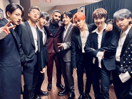 The 10 Celebrities BTS Met At The 2019 BBMAs