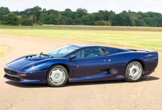 The Jaguar XJ220 Is The Perfect Supercar – Supercompressor.com