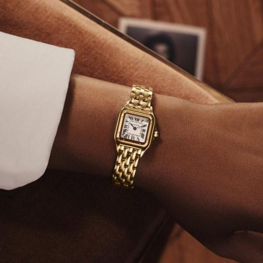 The new Panthere de Cartier is available to buy at Net-a-Porter from today