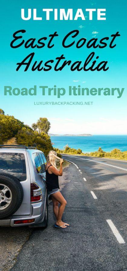 Ultimate East Coast Australia Road Trip Itinerary