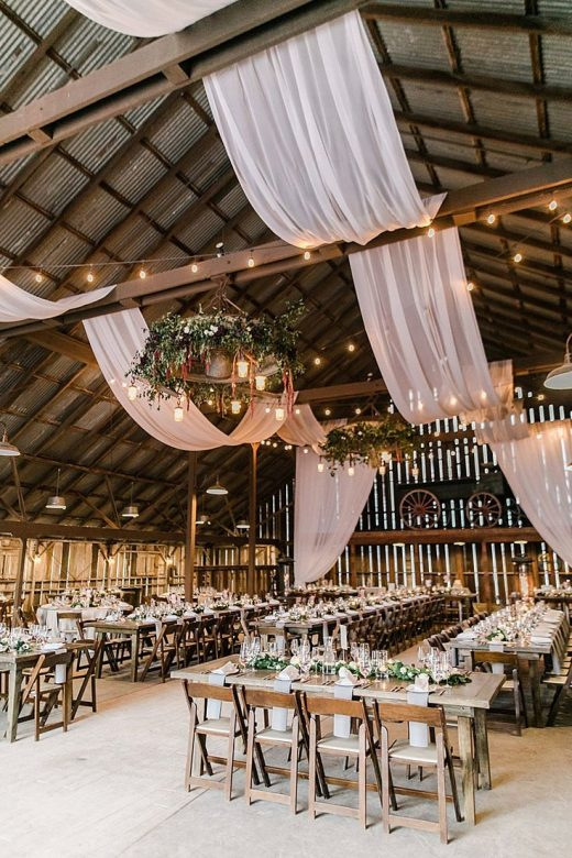 White Barn Edna Valley Wedding
