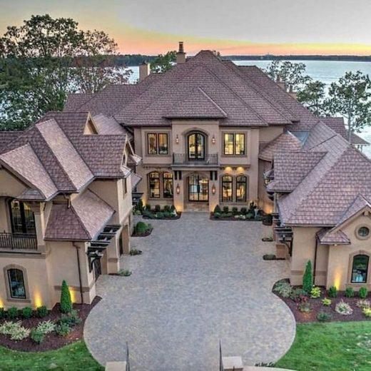 40 Stunning Mansions Luxury Exterior Design Ideas